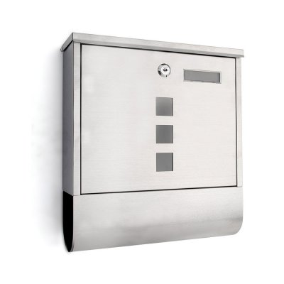 5662-0140 stainless steel mail box
