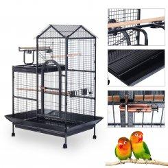 D10-015 Metal Bird Cage