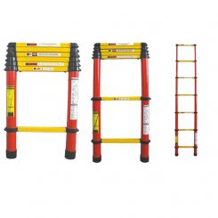 MH1-1-2.6E telesopic ladders