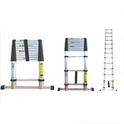 MH1-1-3.8S telesopic ladder