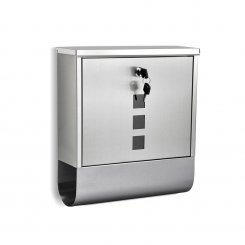 5662-0137 stainless steel mail box